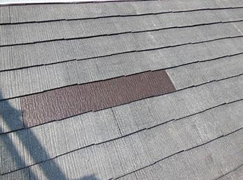 屋根差し替え補修