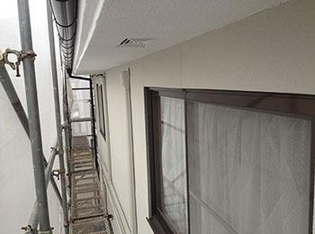 2階外壁 完了
