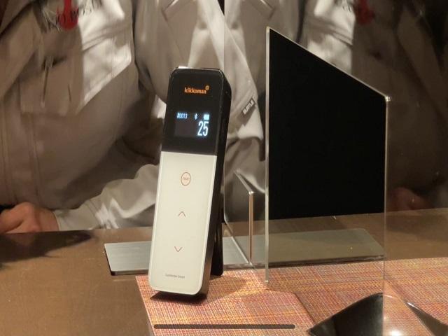 ボックス席テーブルのATP測定値アフター
